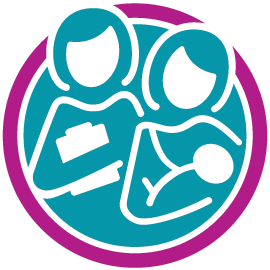 Better Together Breast Feeding Logo